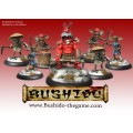 Bushido - Savage Wave Starter Set 0