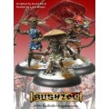 Bushido - Savage Wave Starter Set 2