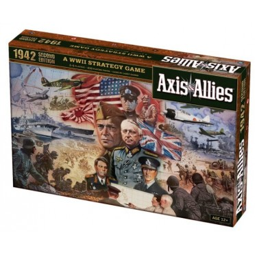 Axis & Allies 1942 - The World at War- 2nd Edition