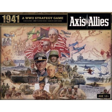 Axis & Allies The World at War 1941
