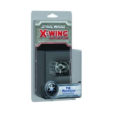 Star Wars X-Wing : TIE Advanced Expansion Pack