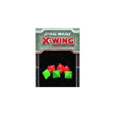 Star Wars X-Wing : Dice Pack