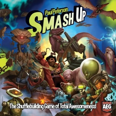 Smash Up (Anglais)