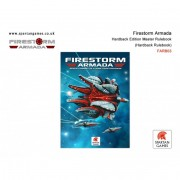Firestorm Armada Hardback Edition Master Rulebook