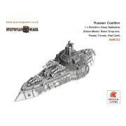 Russian Coalition - Borodino Class Battleship
