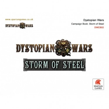 Campaign Book : Storm of Steel