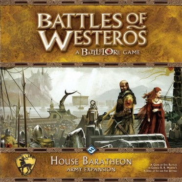 Battles of Westeros : Baratheon Army Expansion