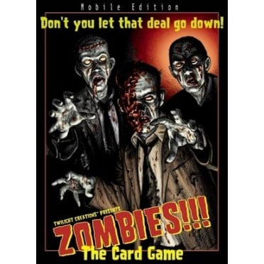 Zombies !!! The Card Game