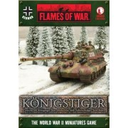 Königstiger (non-Zimmerit) with FJ Tank Rider