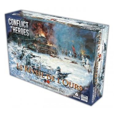 Conflict of Heroes - Le réveil de l'Ours - 2nd Edition