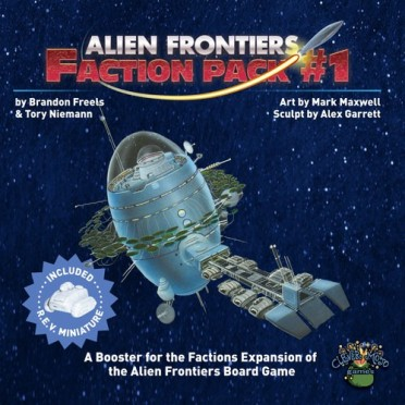 Alien Frontiers: Faction Pack 1