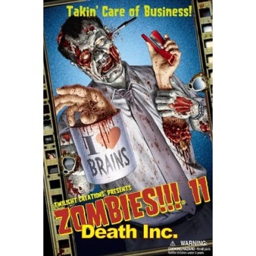 Zombies!!! 11 : Death Inc