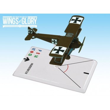 Wings of Glory WW1 - Halberstadt D.III (Luftstreikrafte)