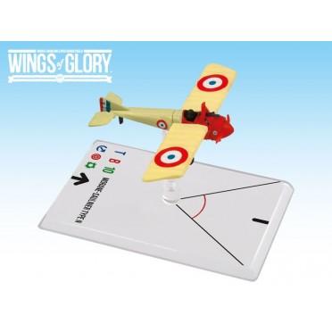 Wings of Glory WW1 - Morane-Saulnier Type N (Navarre)