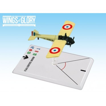 Wings of Glory WW1 - Morane-Saulnier Type N (Gilbert)