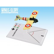 Wings of Glory WW1 - Morane-Saulnier Type N (Chaput)