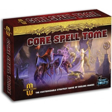 Mage Wars Core Spell Tome 1