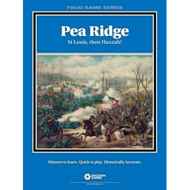 Folio Series: Pea Ridge