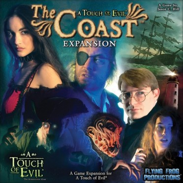 A Touch of Evil - The Coast Expansion
