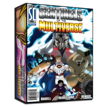 Sentinels of the Multiverse - Enhanced Edition - Core Game