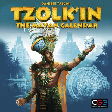 Tzolk'in : The Mayan Calendar