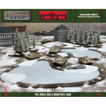 Frozen Ponds (winter)