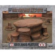 Badlands: Plateau