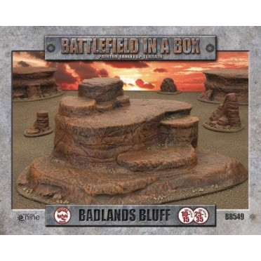 Badlands: Bluff