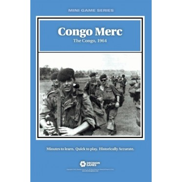 Mini Games Series : Congo Mercs