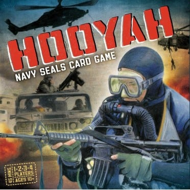 Hooyah: Navy Seals Card Game