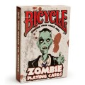 Zombie - Bicycle - Jeux de 54 Cartes 1