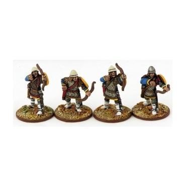 Guerriers Byzantins (arcs)