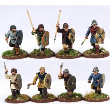 Guerriers Carolingiens