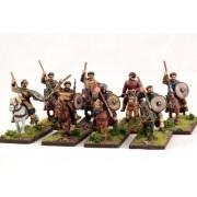 Guerriers montés (Gallois et Strathclyde)