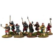 Guerriers Hiberno-Nordiques (haches danoises)