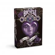 Anne Stokes - Dark Hearts - Jeux de 54 Cartes Bicycle