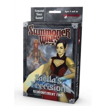 Summoner Wars - Saella's Precision