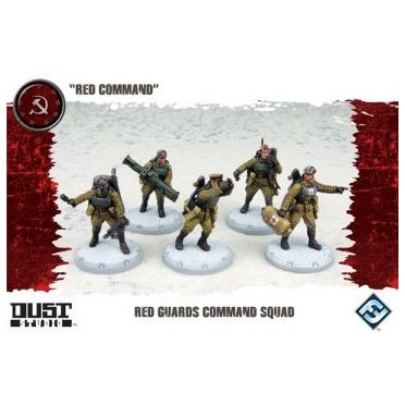 Dust - Red Command