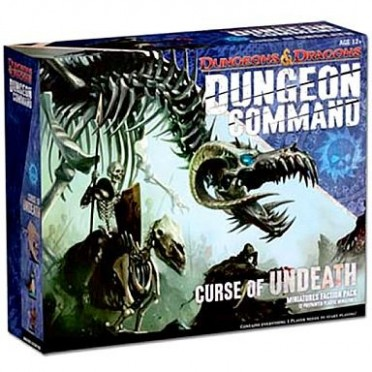 D&D Dungeon Command - Curse of Undeath