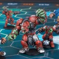 DreadBall - Team Greenmoon Smackers 1