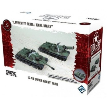 Dust Tactics : IS-48 Super Heavy Tank