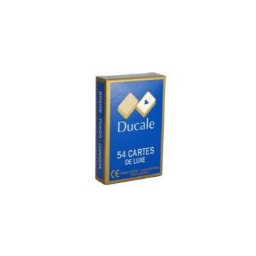 54 Cartes Ducale bleu