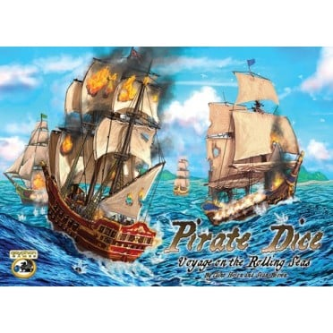Pirate Dice : Voyage on the rolling Seas