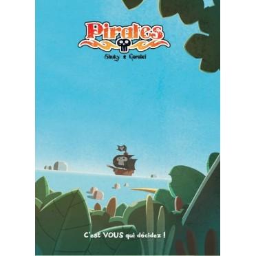 Pirates Livre 1 - La BD dont vous êtes le héros
