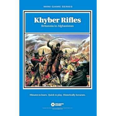 Mini Games Series : Khyber Rifles
