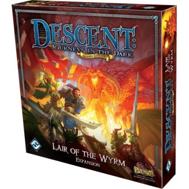 Descent : Lair of the Wyrm