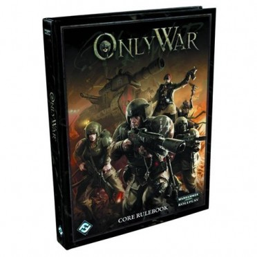 Only War RPG Core Book