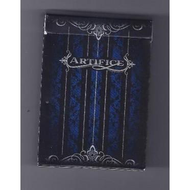 Artifice - Bleu - Jeu de 54 cartes Ellusionnist