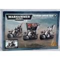 W40K : Adeptus Astartes Dark Angles - Ravenwing Command Squad 0