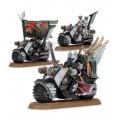 W40K : Adeptus Astartes Dark Angles - Ravenwing Command Squad 1